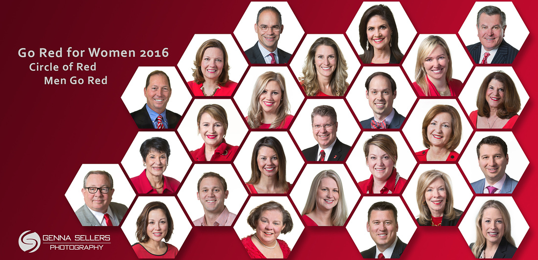 American Heart Association Go Red 2016